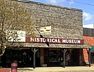 Pawnee County Historical Society Museum & Dick Tracy Headquarters, Located on the West side of The Town Square