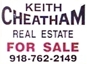 Keith Cheatham Agency Sign